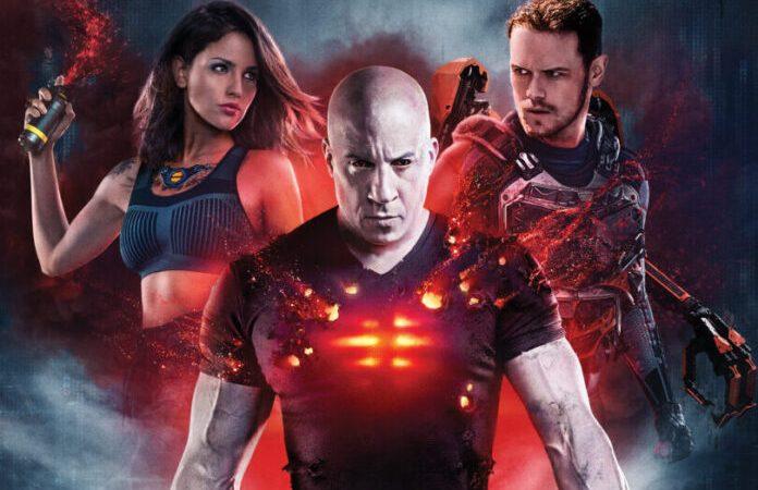 Bloodshot | Vin Diesel regenera-se em novo cartaz do filme