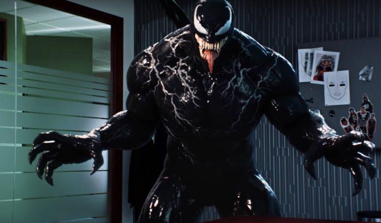 Venom 2 | Videos do set mostram carro de Eddie Brock sendo destruído
