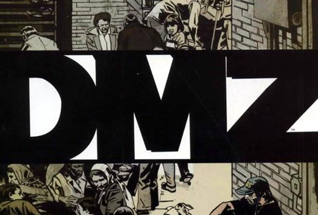 DMZ | Diretora compartilha primeira imagem do episódio piloto